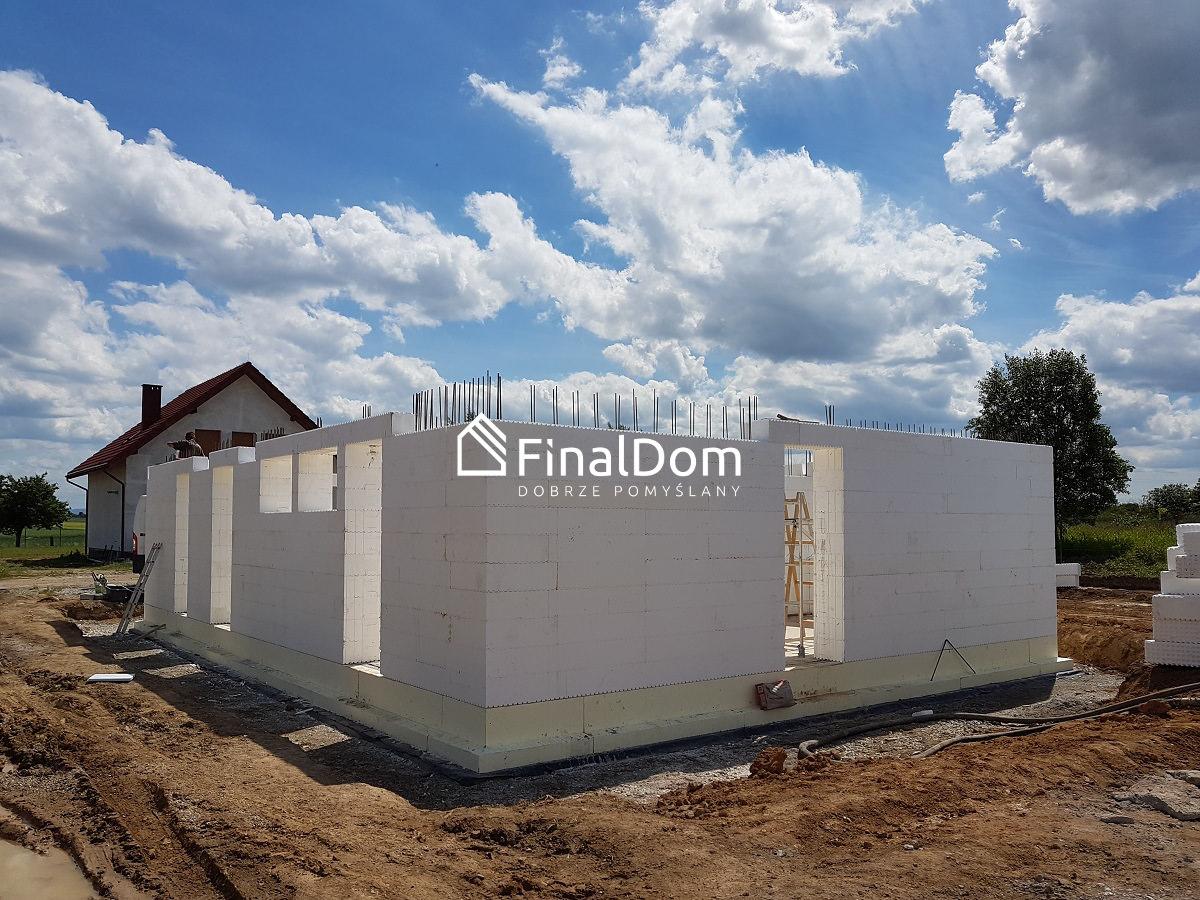 domy betonowe energooszczędne - Śnieżnik - Finaldom