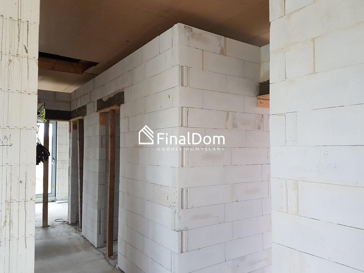murowanie ścian wewnętrznych z betonu komórkowego - Śnieżnik - Finaldom