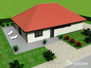 Rudawiec - gotowy dom jednorodzinny
